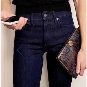 Gap Resolution Slim Straight Jeans - 26S, Black